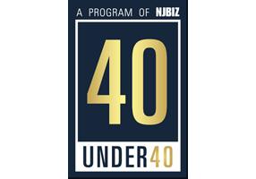 NJBIZ 40 Under 40 Award